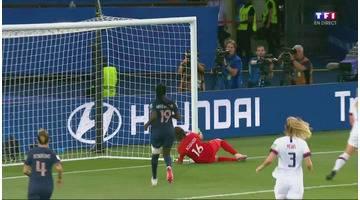 France - USA - Coupe du Monde Féminine de la FIFA, France 2019