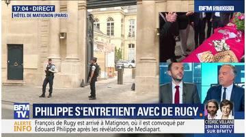 François de Rugy convoqué à Matignon (1/5)