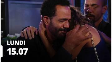 Les feux de l'amour - Episode du 15 juillet 2019