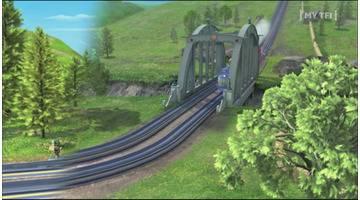 Chuggington - S01 E52 - Harry reprend l'entraînement
