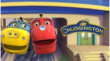 Chuggington - S01 E27 - Hodge fait des cachotteries