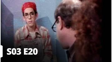 Parker Lewis ne perd jamais - S03 E20 - Jerry est un surdoué