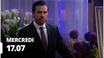 Les feux de l'amour - Episode du 17 juillet 2019