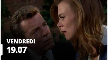 Les feux de l'amour - Episode du 19 juillet 2019