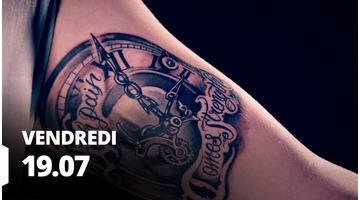 Tattoo Cover : On holiday - Emission du 19 juillet 2019