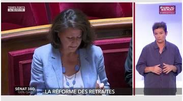 Le rendez-vous de l'information sénatoriale. - Sénat 360 (19/07/2019)