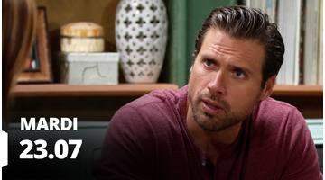 Les feux de l'amour - Episode du 23 juillet 2019