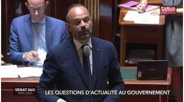 Le rendez-vous de l'information sénatoriale. - Sénat 360, 100% Questions d'actualité au Gouvernem