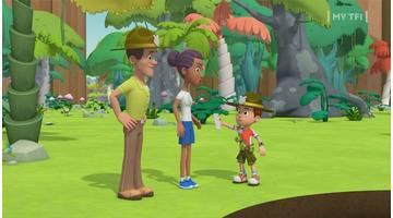 Ranger Rob - S02 E24 - La découverte d'une cavité naturelle au Grand Parc