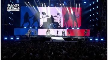 Scorpions, Rémi Perrier et IAM