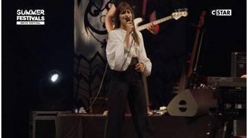 Clara Luciani - Grenade & La baie (LIVE)