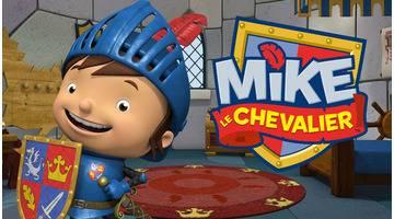 Mike le chevalier - S03 E15 - Mike le Chevalier fait un vol de nuit