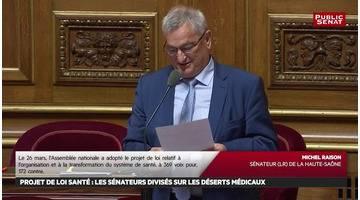 L'essentiel des textes en examen et des auditions du Sénat. - Les matins du Sénat (27/07/2019)