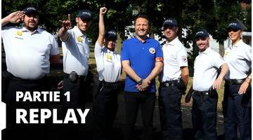 Les touristes mission école de police
