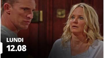 Les feux de l'amour - Episode du 12 août 2019