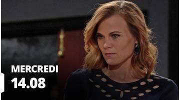 Les feux de l'amour - Episode du 14 août 2019