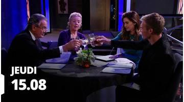 Les feux de l'amour - Episode du 15 août 2019