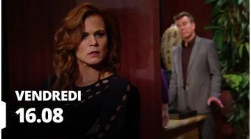 Les feux de l'amour - Episode du 16 août 2019