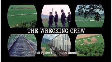 Quentin Tarantino présente Matt Helm règle son compte - The Wrecking Crew