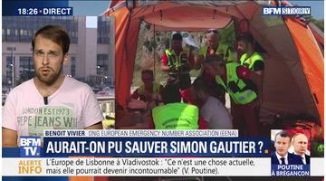 Aurait-on pu sauver Simon Gautier ?