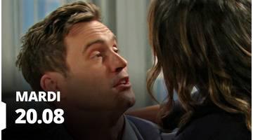 Les feux de l'amour - Episode du 20 août 2019