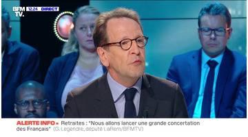 """Villeurbanne: """"Les commentaires politiques que j'ai entendu de certains membres de l'opposition m'écoeurent"""", Gilles Legendre"""