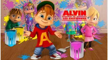 Alvinnn !!! Et les Chipmunks : Simon dit oui