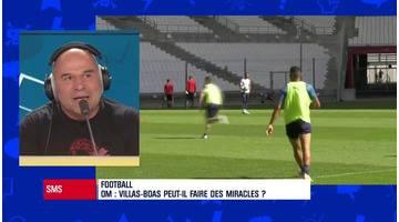 L'avis tranché de Moscato sur l'OM : Villas-Boas peut relever le club malgré l'absence de Thauvin