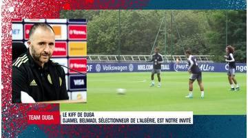 Pour Djamel Belmadi, un match France-Algérie pourrait être le match de la réconciliation