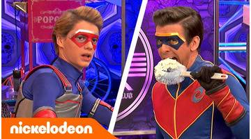 Henry Danger | Blague aux toilettes | Nickelodeon France