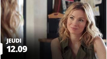 Demain nous appartient du 12 septembre 2019 - Episode 550