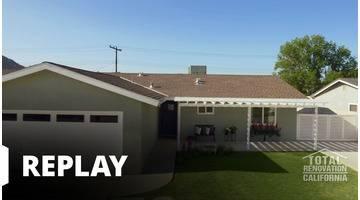 Total rénovation : California - Petite maison, gros défi