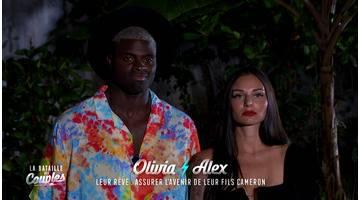 EXCLU - Olivia et Alex réagissent après leur élimination