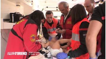 L'incroyable sauvetage d'un bébé après un violent accident de voiture