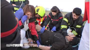 Terrible chute d'un paramotoriste : urgence absolue pour le Samu