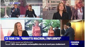 """""""Brigitte Macron, l'influente"""", une interview choc de la Première dame - 16/09"""