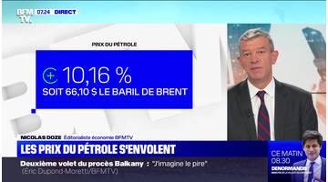 Les prix du pétrole s'envolent - 16/09