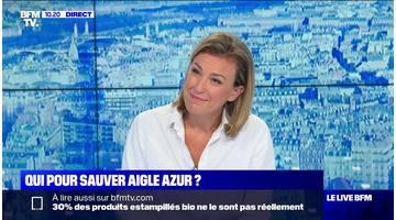 Qui pour sauver Aigle Azur ? (2/3) - 16/09