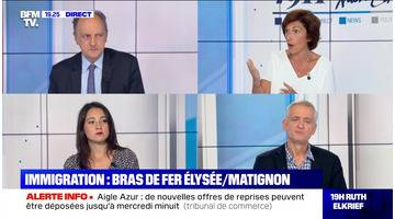Immigration: Que veut Emmanuel Macron ? - 16/09