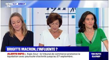 Brigitte Macron, l'influente ? - 16/09