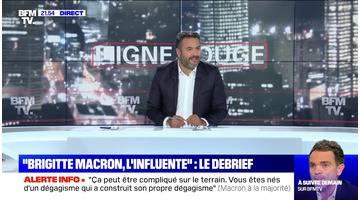 """""""Brigitte Macron, l'influente"""": le débrief de l'enquête de BFMTV"""