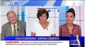 Face à Duhamel: Mélenchon, théâtre ou procès politique ? - 16/09