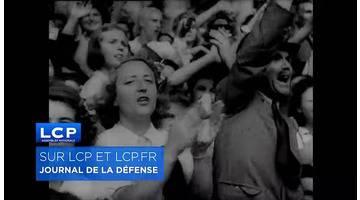 BA - Journal de la Défense : Paris 1944, liberté chérie - LCP