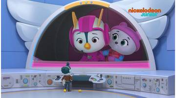 Top Wing | Rescousse Polaire | NICKELODEON JUNIOR