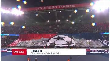 """PSG : Leonardo ne veut pas """"céder à la peur"""" en Ligue des champions"""