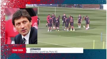 PSG : Ce règlement sur les jeunes qui agace Leonardo