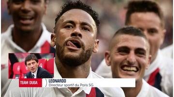 "PSG : ""Neymar est un patrimoine du football"" juge Leonardo"