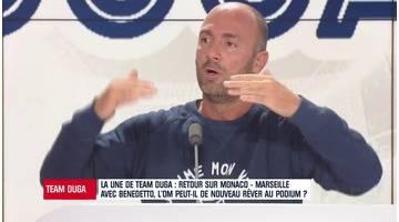 OM : Duga pas totalement rassuré après la victoire à Monaco