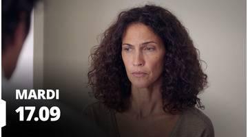 Demain nous appartient du 17 septembre 2019 - Episode 553