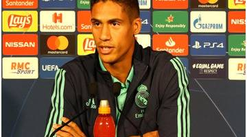 Groupe A - Varane : ''Benzema impose le respect''